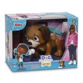 Doc McStuffins Find & Fetch Findo £17.99