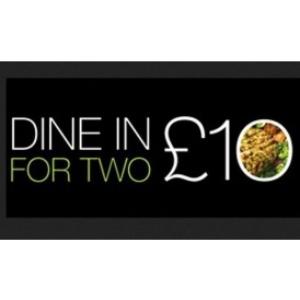 Dine In For Two Meal Deal £10 @ M&S