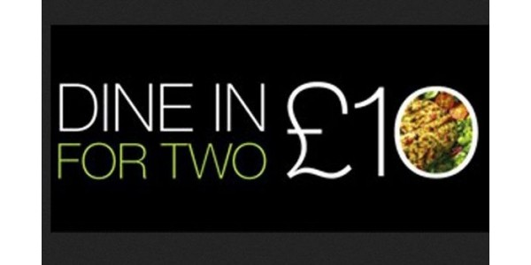 (Expired) Dine In For Two Meal Deal £10 @ Marks And Spencer