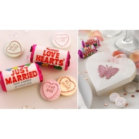 50% Off Love Heart Wedding Favours