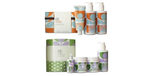 (Expired) Offer Of The Day @ Boots- 1/2 Price Selected Orla Kiely Products & Gift Sets