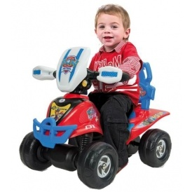 Paw Patrol Quad Bike Ride-On £29.99