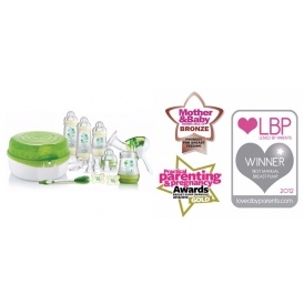 MAM Breastfeeding & Steriliser £24.99