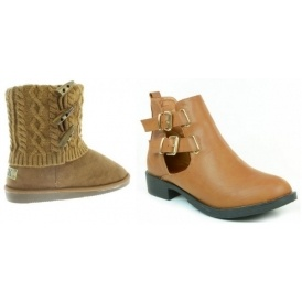 Extra 20% Off Boots (With Code) @ Barratts