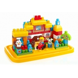 Mega Bloks Toy Chest Farm Tub £14.71