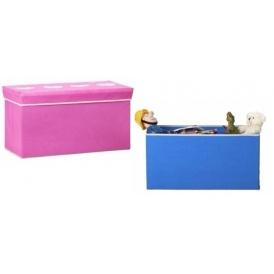 Upholstered Toy Box £10.99 @ Argos