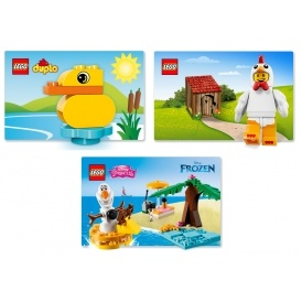 FREE Lego Gifts With Purchase @ Lego Shop