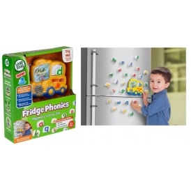 LeapFrog Fridge Phonics Letter Set £8.99