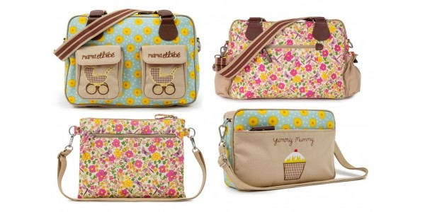 Pink Lining Changing Bags Sale @ Precious Little One