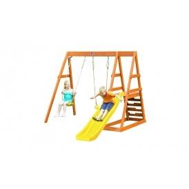 Plum Tamarin Wooden Climbing Frame £199