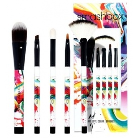1/2 Price Smashbox Brush Set @ Boots