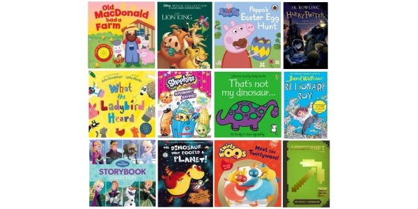 (Expired) Save £1 on ALL Children's Books Plus FREE Delivery @ Tesco Direct