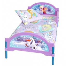 Disney Frozen Toddler Bed £49.99 Delivered