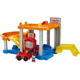 Fisher Price Little People Garage £12