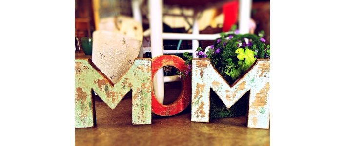 Happy Mother's Day, Mummies!