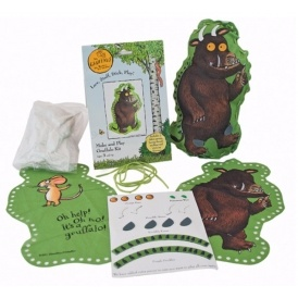 The Gruffalo Make & Play Kit £2.24