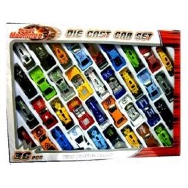 36 Die Cast Cars £5.14