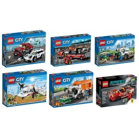 Selected Lego Sets £12 @ Amazon