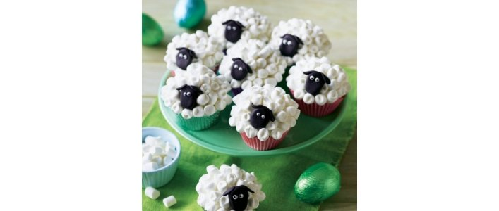 Baa-Lamb Muffins