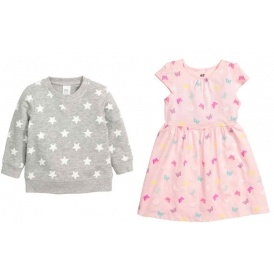 3 For 2 Kids Basics Plus 20% Off & Free Del