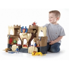Imaginext Lion's Den Castle £14.99