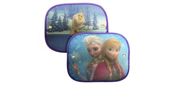 Set of 2 Disney Frozen Car Sunshades £2.97 Delivered @ Amazon