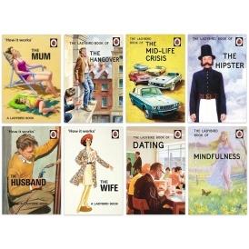 Ladybird Books For Grown-Ups £3.49