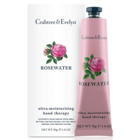 FREE Rosewater Hand Therapy Worth £9