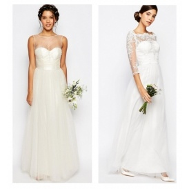 Wedding Dresses From Just £65 @ ASOS