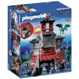 Playmobil Dragons Secret Dragon Fort £19.86