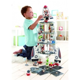 Hape Discovery Spaceship Rocket £64.99