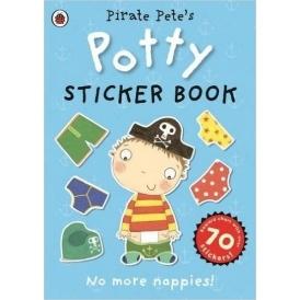 Potty Stick Activity Books £1.99 @ Amazon