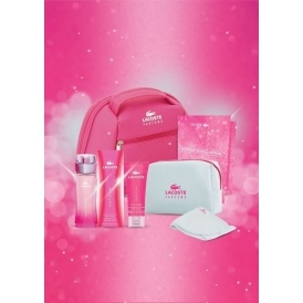 Lacoste Touch Of Pink Gift Set £28.49