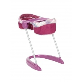Small Wonders Twin Doll Highchair £5.99