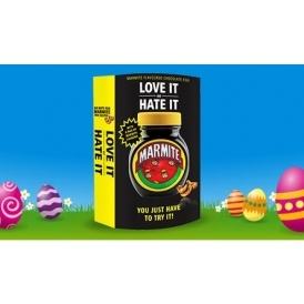 The Marmite Easter Egg: Love It Or Hate It?