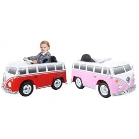 Half Price 6V Volkswagen Camper Van Bus