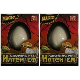 Hatching Dinosaur Egg £1.59 Delivered
