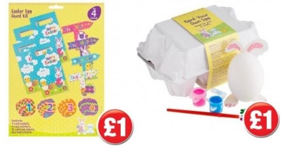 £1 Easter Bargains @ Poundland