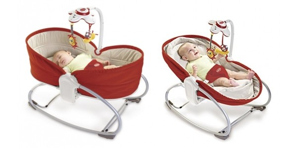 Tiny Love 3-in-1 Rocker Napper £64.99 (Or £49.99 With Amazon Family Code) @ Amazon