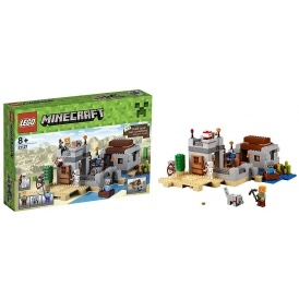 LEGO Minecraft The Desert Outpost £35.49