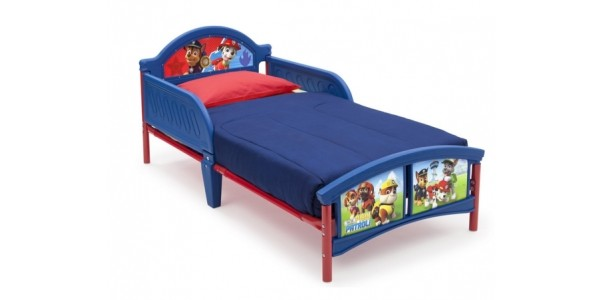 Character Toddler Beds From £52.03 Delivered @ Amazon- Plus Save £15 When You Spend £60