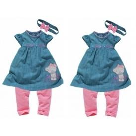 Baby Tatty Teddy Dress Set £4.99 @ Argos