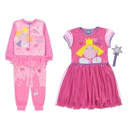 Princess Holly Nightdress £5, Onesie £6