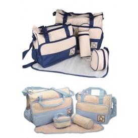 5 Piece Changing Bags From £9.55 @ Amazon