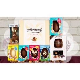 Thorntons Easter Egg-stravaganza Bundle £25