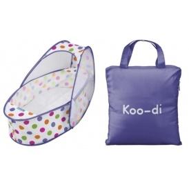 Koo-di Pop Up Travel Cot & Bassinette £19.60