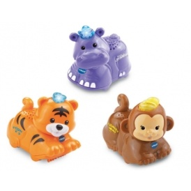 Toot Toot Animals 3 Pack £10.99 Delivered