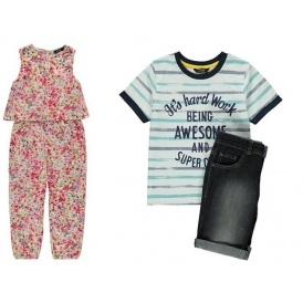 £5 Intro Offer Children's Clothes