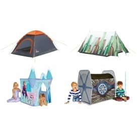 25% Off Tents & Play Tents @ Halfords