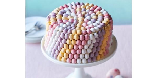 Make A Marvellous Mini Egg Cake